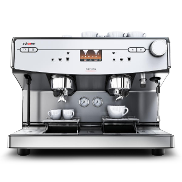 Semi-automatic coffee machines