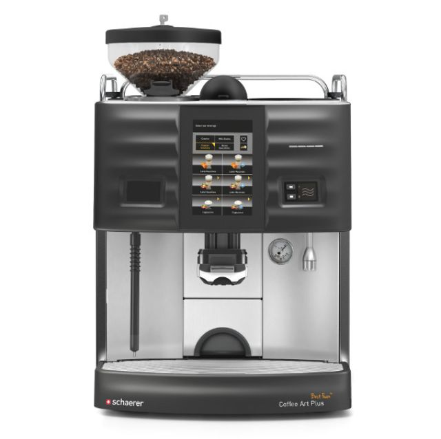 Schaerer Coffee Art Supersteam semi automatic tabletop coffee machines